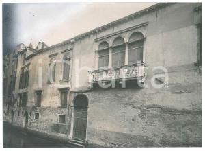 1925 ca VENEZIA - Palazzo antico - Foto ARTISTICA 23x17 cm