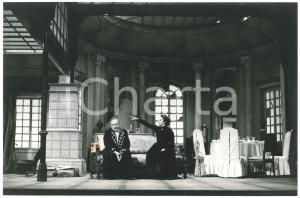 1983 MILANO Piccolo Teatro - Tino CARRARO Valentina FORTUNATO in