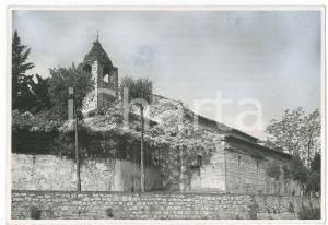 1930 ca PROVAGLIO D'ISEO Monastero di San Pietro in Lamosa - Foto 16x11 cm