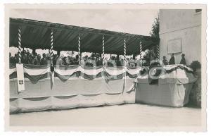 1925 ca UDINE Cerimonia pro Caduti - Autorità al palco e in tribuna *Foto