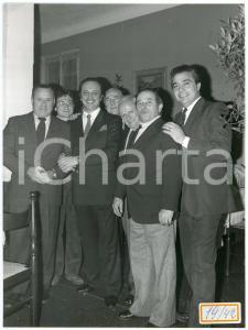 1982 ISOLA DI CAPRERA Baritono Leo NUCCI a una serata - Foto 17x23