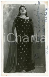 1942 MILANO TEATRO ALLA SCALA Eleonora VISCIOLA in