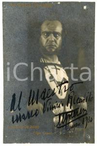 1930 Attore Ugo CESERI in