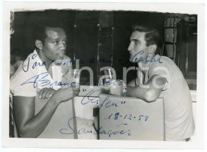 1959 BRAZIL Breno MELLO