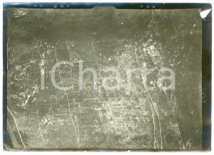 1916 WW1 Area di GORIZIA - Veduta (4) Fotografia aerea 18x13 cm