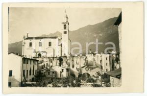 1915 ca WW1 - ARSIERO Chiesa San Michele Arcangelo e edifici bombardati - Foto