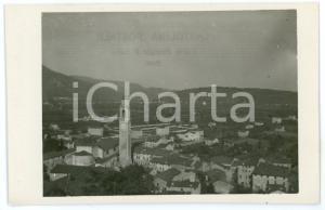 1915 ca WW1 - PIOVENE ROCCHETTE Panorama con Chiesa di Santo Stefano - Foto 13x8