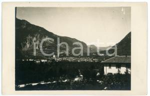 1915 ca ARSIERO (VI) Panorama con Chiesa di San Michele Arcangelo - Foto 13x8