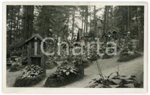 1936 BRUNICO (BZ) Cimitero Militare - Fotografia 13x8 cm