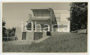 1953 MONTE PORZIO CATONE (RM) Il Castagneto - Veduta edificio - Foto 14x9 cm