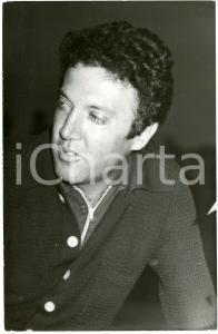 1970 ca TEATRO Attore Arnaldo NINCHI - Foto con AUTOGRAFO 12x18