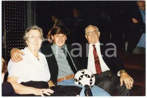 1987 CALCIO TORINO Massimo CRIPPA centrocampista - Foto con AUTOGRAFO 16x11