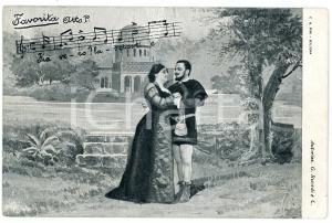 1900 ca LIRICA Opera