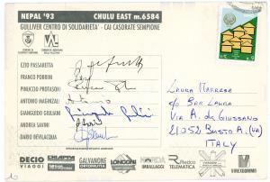 1978 ALPINISMO Spedizione