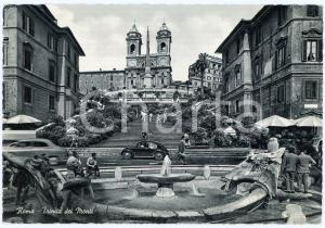 1966 ROMA Tenore Walter BRUNELLI - Cartolina postale AUTOGRAFA