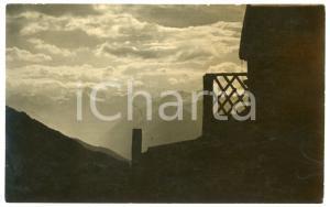 1920 ca DOLOMITI DI BRENTA Gruppo dell'Adamello dal Rifugio Tuckett - Foto