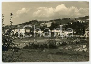 1956 BOLOGNA Veduta di RASTIGNANO da via Paleotto - Foto 10x7 cm