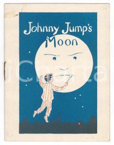 1920 ca Susan HOLTON Johnny jump's Moon - Christmas Booklet 8 p.