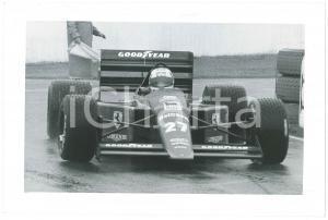1989 FORMULA UNO Nigel MANSELL a bordo della FERRARI 640 F1 Foto
