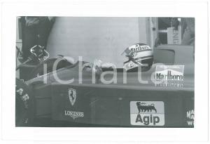 1989 FORMULA UNO Nigel MANSELL a bordo della FERRARI 640 F1 Foto(1)
