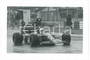 1989 FORMULA UNO Nigel MANSELL a bordo della FERRARI 640 F1 Foto(2)