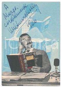 1947 LIRICA Mezzosoprano Cloe ELMO - Foto seriale CRIMELLA con AUTOGRAFO