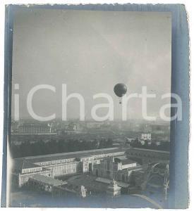 1906 EXPO MILANO Birreria  - Birra F. SCHREINER - F. GRAZ *Foto 13x10 cm