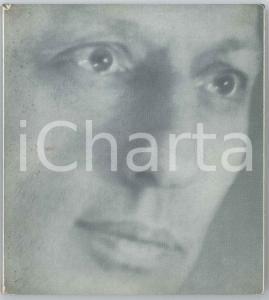 1965 ca MILANO Eugenio RATTI - Diario - Pubblicazione ILLUSTRATA