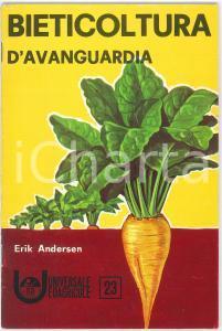 1964 Erik ANDERSEN Bieticoltura d'avanguardia - Universale Ediagricole n.23