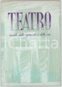 1946 LE VIE D'ITALIA TCI Valli di PINEROLO durante la guerra partigiana