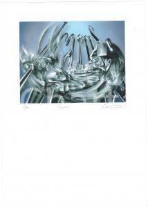 2005 Jurgen CZASCHKA - Icaro - SIGNED colour print n° 4/40