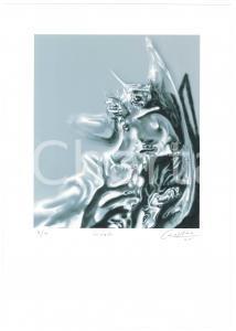 2005 Jurgen CZASCHKA - Incubo - SIGNED colour print n° 4/40