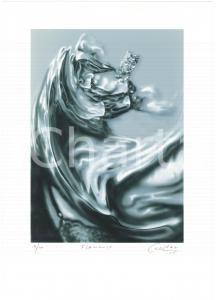 2005 Jurgen CZASCHKA - Flamenco - SIGNED colour print n° 4/40