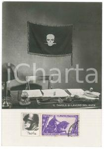 1925 ca MILANO Via Torino - Salone del PALAIS DES DANSES Foto cartolina RESTELLI