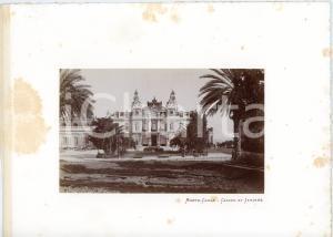 1889 ROMA CAMERA DEPUTATI Condoglianze on. Paolo BOSELLI a un amico *AUTOGRAFO