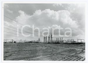 1965 VERDERIO (LC) Stazione elettrica - Foto 18x13 cm (3)