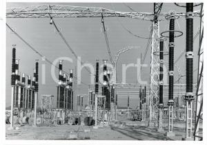 1965 VERDERIO (LC) Stazione elettrica - Foto 18x13 cm (2)