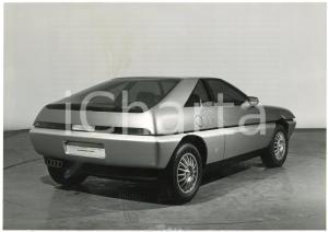 1981 AUTOMOBILISMO Salone di Ginevra - AUDI QUATTRO by PININFARINA Foto 18x13 cm