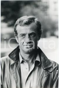 1970 ca CINEMA Jean-Paul BELMONDO - Ritratto - Foto 13x18 cm