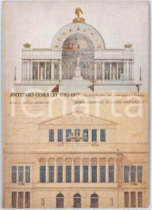1980 ROMA Antonio CORAZZI Architetto toscano a Varsavia e Firenze - Catalogo