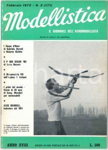 1973 MODELLISTICA Coupe d'Hiver di Berutti - I primi del Mondo  *Rivista n°2