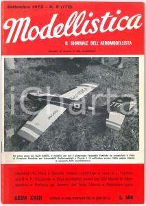 1973 MODELLISTICA - VIII Campionato Mondiale Pluricomando *Rivista n.9