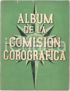 1930 ca COLOMBIA Album de la comision corografica - Hojas de cultura popular