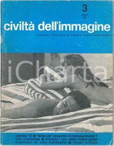 1967 CIVILTÀ DELL'IMMAGINE n.3 - Blow up di Michelangelo ANTONIONI Rivista