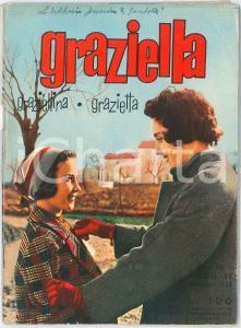1957 GRAZIELLA - L'ultimo pensiero di Garibaldi *Rivista n. 9