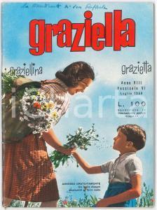 1958 GRAZIELLA - La mendicante di San Raffaele  *Rivista n. 6