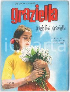 1958 GRAZIELLA - Il vaso cinese di G. Rigotti *Rivista n. 7