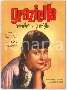 1957 GRAZIELLA - Fauvette *Rivista n. 3