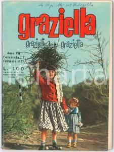 1957 GRAZIELLA - La reginetta del Portogallo *Rivista n. 2