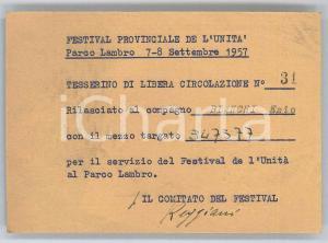1971 CONOCO Tesserino per la collezione dei modellini di auto d'epoca